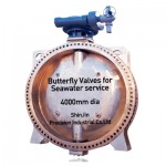 Butterfly Valves for Seawater